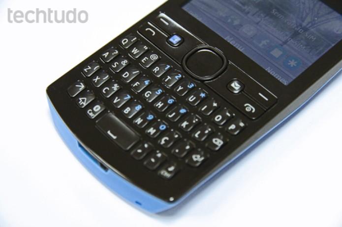 Nokia Asha 205 Dual Sim (Foto: Marlon Câmara/TechTudo)