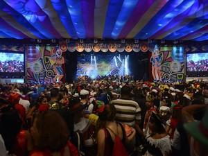 Dinheiro arrecadado com Baile Municipal do Recife é destinado a entidades filantrópicas. (Foto: Luka Santos / G1 PE)