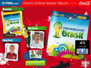 G1 - Fifa lança aplicativo do álbum de figurinhas da Copa do Mundo ... fa8315902ca