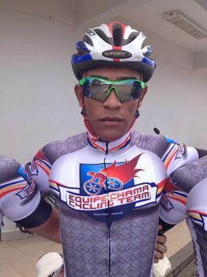 Chama Ciclismo (Foto: Jonhwene Silva/GE-AP)