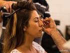 Fotos: Fê Paes Leme faz maquiagem natural e mostra passo a passo. Aprenda e copie para arrasar!
