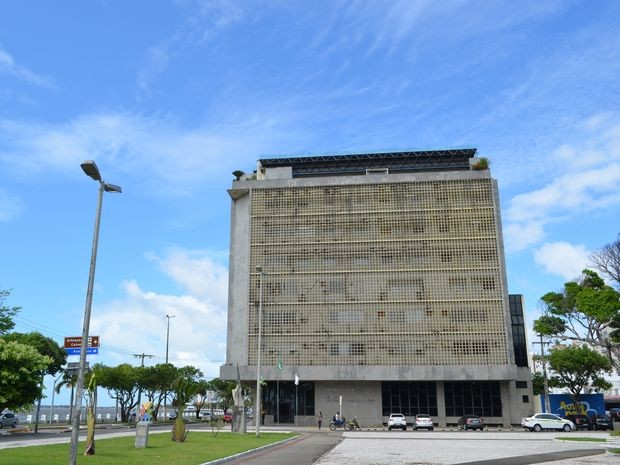 Assembleia Legislativa de Sergipe (Alese) (Foto: Tássio Andrade/G1)