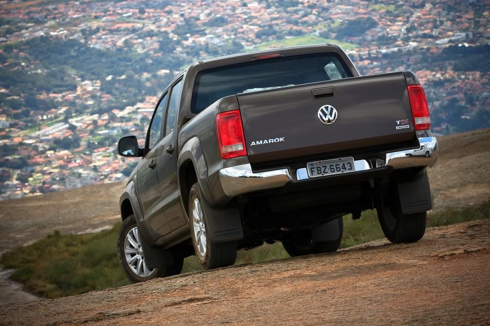 Por fraude em emissões, Ibama mantém multa à Volkswagen e exige recall de 17 mil unidades da Amarok (Foto: Divulgação)
