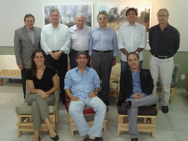 Júri se reuniu nesta quarta (21) para selecionar vencedores (Foto: Paulo Pena /TV Cabo Branco)