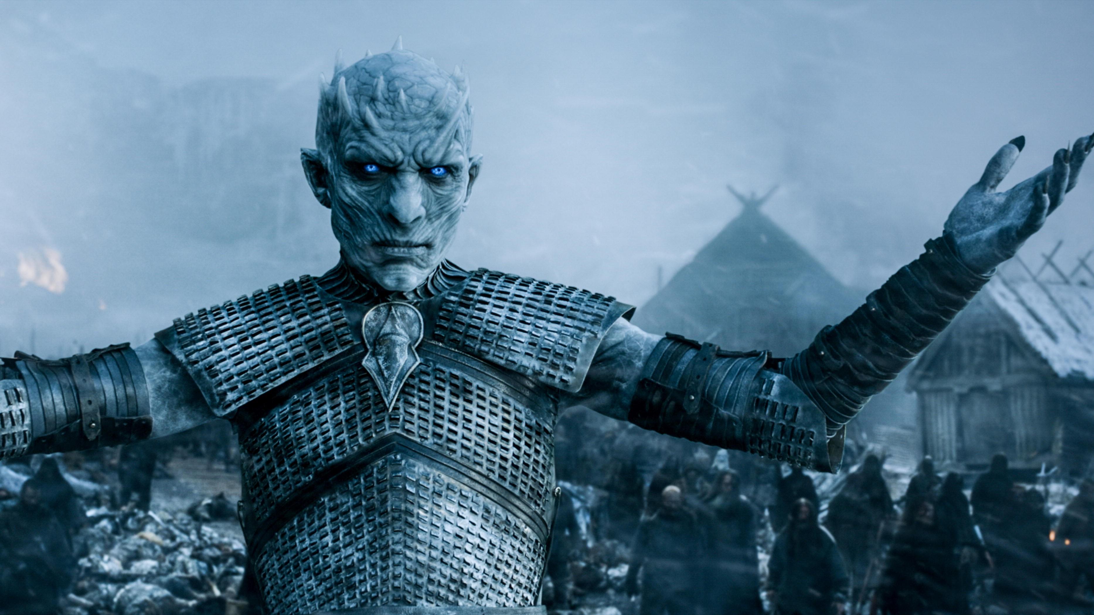 O Rei da Noite é revelado (Foto: Divulgação/HBO)