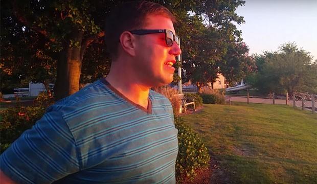 0c18284be A reação de um daltônico ao enxergar as cores do pôr do sol pela primeira  vez