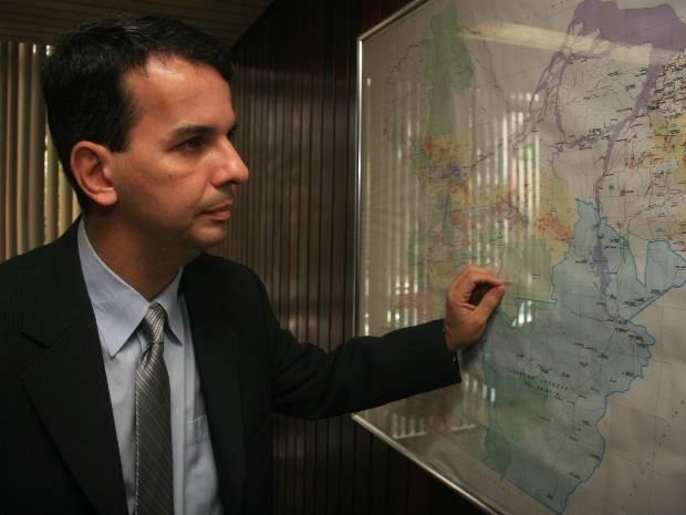 Procurador Ubiratan Cazetta também assinou arguição que pede a federalização do caso. (Foto: Cláudio Pinheiro/O Liberal)