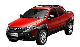 Fiat Strada Adventure Cabine Dupla (Foto: Fiat)
