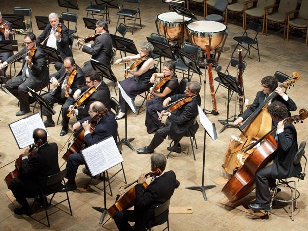 Orquestra Sinfônica Brasileira toca no Recife com Lenine (Foto: Divulgação / Cícero Rodrigues)