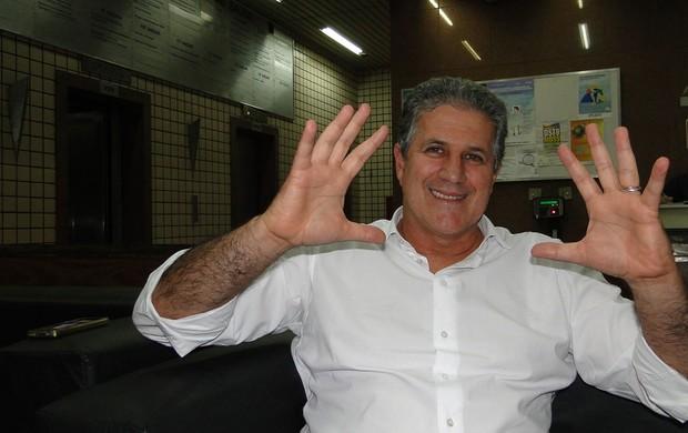 João Leite ex-goleiro Atlético-MG (Foto: Fernando Martins)