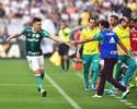 """No sacrifício, Moisés pede descanso no Palmeiras: """"Estou numa luta"""""""