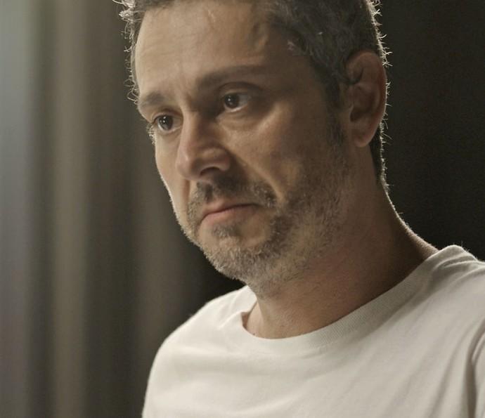 Romero manda a real para a Atena (Foto: TV Globo)