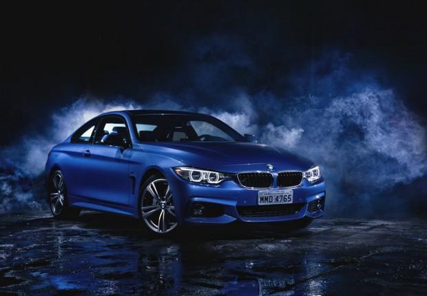 BMW Série 4 (Foto: Fabio Aro)