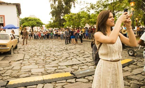 Em Família (Foto: Rede Globo)