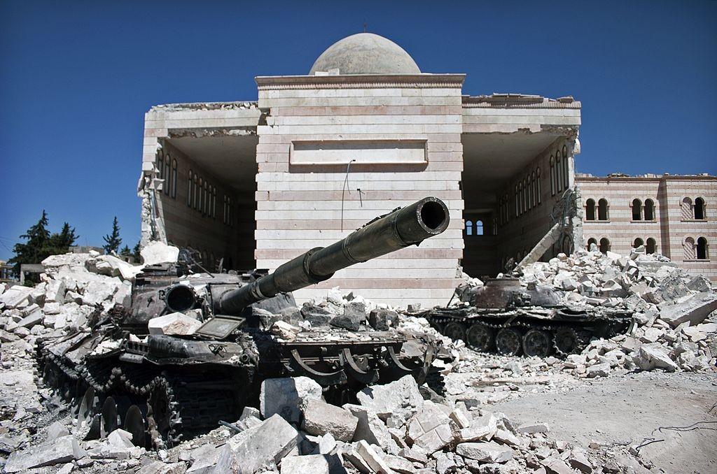 Série online mostra como entender os conflitos da guerra na Síria