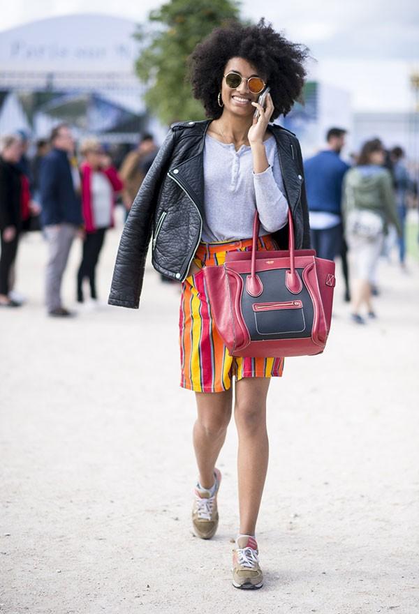 É importante conhecer-se bem para ser uma mulher estilosa (Foto: Imaxtree)