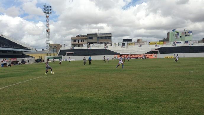 jogo-treino central (Foto: Vital Florêncio / GloboEsporte.com)