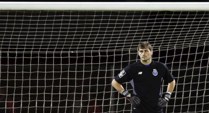 Casillas - Porto (Foto: Reuters)