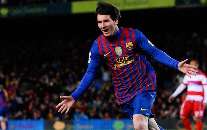 Messi maior artilheiro