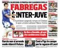 Jornal: Juventus e Inter de Milão tentarão tirar Fàbregas do Chelsea