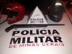 Adolescentes são detidos em Taiobeiras por tentativa de assalto