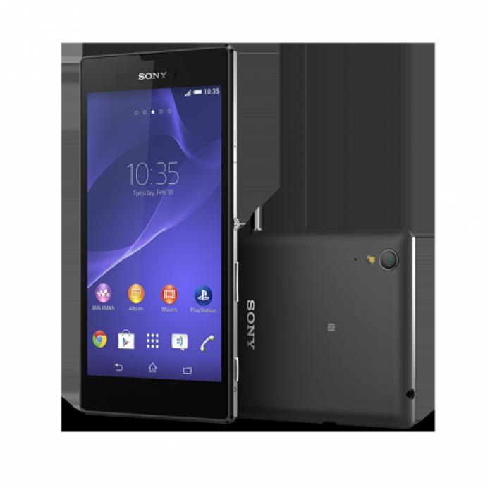 O novo foblet Xperia T3 com tela IPS de 5,3 polegadas, promessa de preço acessível (Foto:Divulgação/Sony)