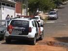 Mulher baleada pelo marido já tinha dado queixa por agressão, diz polícia