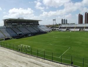 Estádio Frasqueirão, em Natal (Foto: Jocaff Souza)