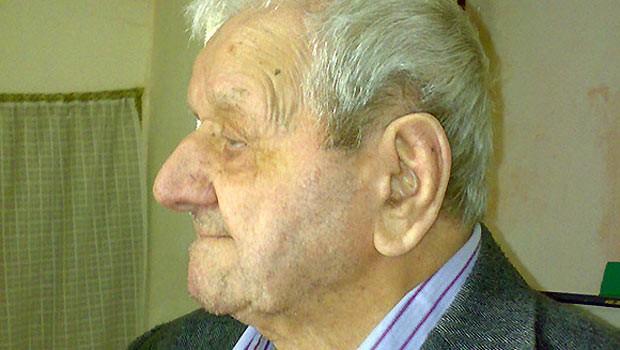O italiano Arturo Licata (Foto: Guinness/divulgação)