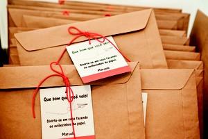 Tema para festa de aniversário_aviões de papel2 (Foto: Olivian Mioli)