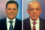 Goiás: Marconi tem 47% e Iris, 30%, afirma Ibope (Vitor Santana/G1)