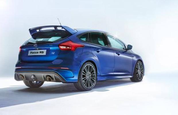 Ford Focus RS aparece em imagem vazada (Foto: Ford)