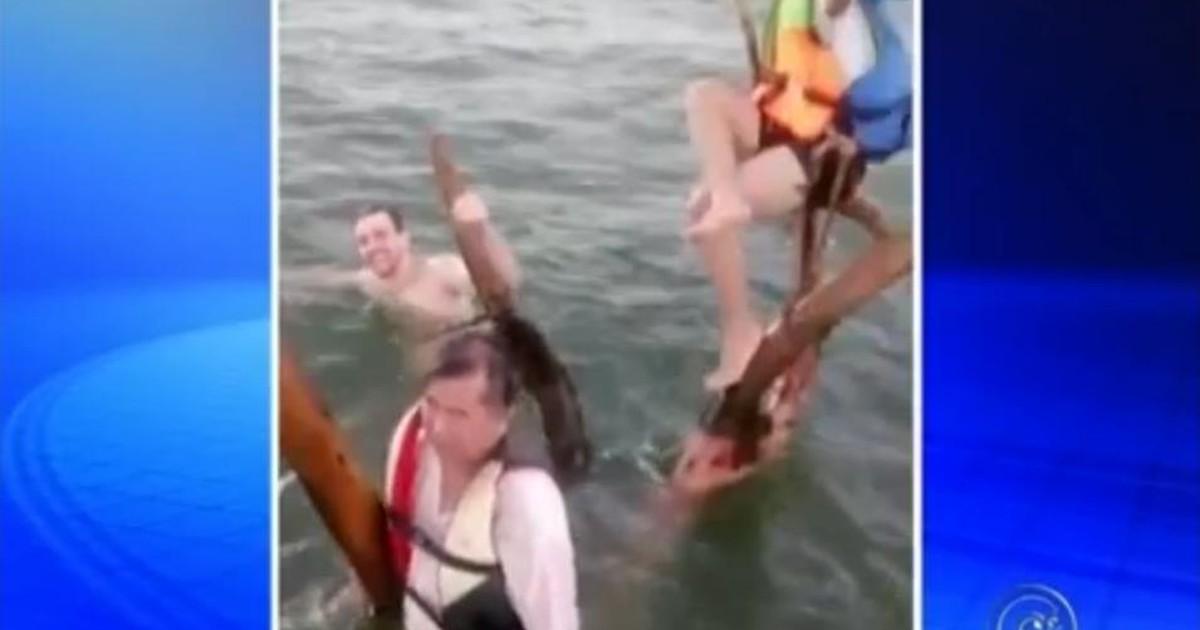 Pescadores ficam ilhados após barco afundar no rio Tietê em ... - Globo.com