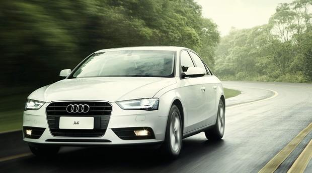 Audi A4 Versão Attraction (Foto: Audi)