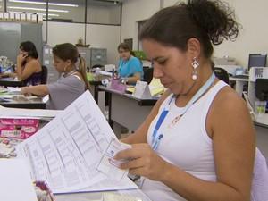 Emprego Campinas (Foto: Reprodução/EPTV)