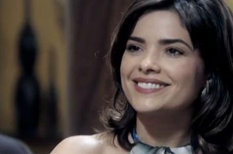 Vanessa Giácomo, a Aline de 'Amor à vida' (Foto: Divulgação/TV Globo)