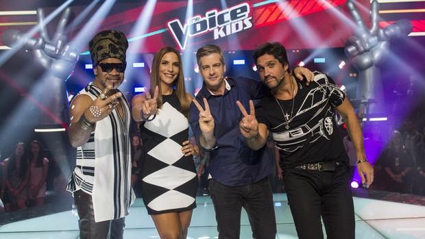 The Voice Kids: entenda como será a próxima fase (divulgação)