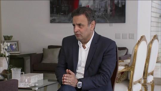 Presidente do Conselho de Ética arquiva pedido de cassação de Aécio Neves
