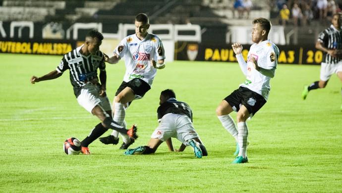 Inter de Limeira x Rio Branco Série A3 (Foto: Sanderson Barbarini / Foco no Esporte)