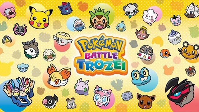 Review: Pokémon Battle Trozei (Foto: Divulgação)