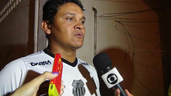 Humberto Santos Central  (Foto: Viviane Leão/GloboEsporte.com)