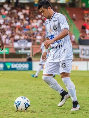 Campeonato Brasileiro Série D 2015: Rio Branco-ES x Aparecidense (Foto: Jana Aguiar)