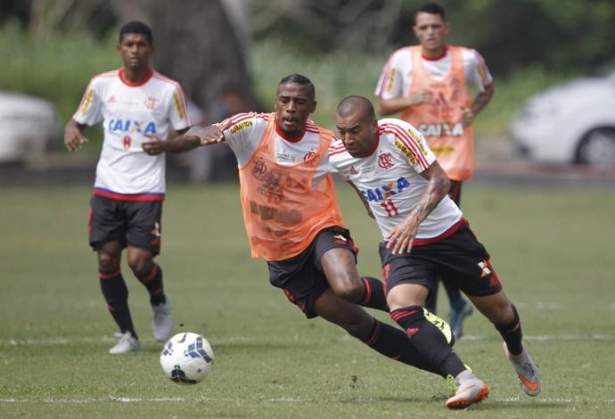 emerson, sheik, flamengo (Foto: Gilvan de Souza / Flamengo)