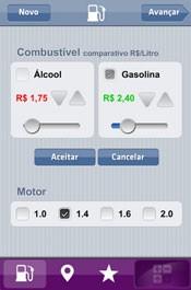 Aplicativo Viagem de Galera apresenta os custos da viagem. (Foto: Reprodução)