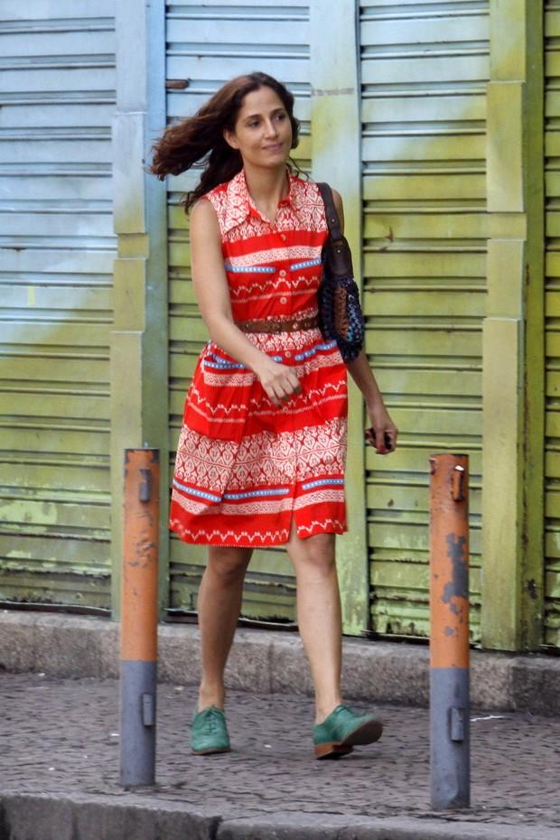 Camila Pitanga  (Foto: Felipe Assumpção/AgNews)