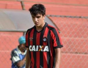 Matheus Anjos Atlético-PR (Foto: Reprodução/Instagram)