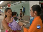 Pais reclamam da falta de pediatra no Hospital Municipal de Santarém, PA