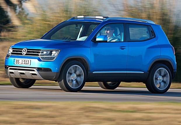 Volkswagen planeja novo Fox e utilitário inédito
