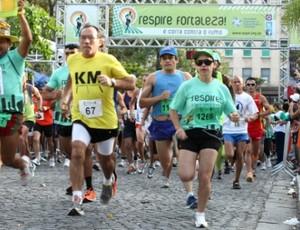 corrida contra o fumo (Foto: Divulgação)