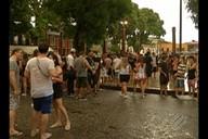 Iniciou neste sábado o pré-carnaval da Cidade Velha, em Belém